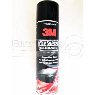 Glass cleaner üveg tisztító spray 3M 50586 500ml